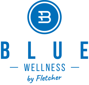 Logo van BLUE Wellness Trivium by Fletcher